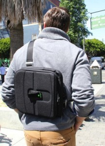 Trego iPad backpack