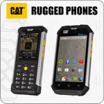 Caterpillar Rugged Phones
